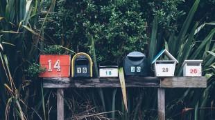 Poštové schránky