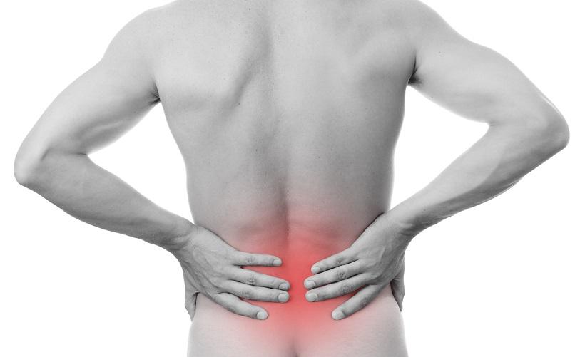 Bolesť v chrbte