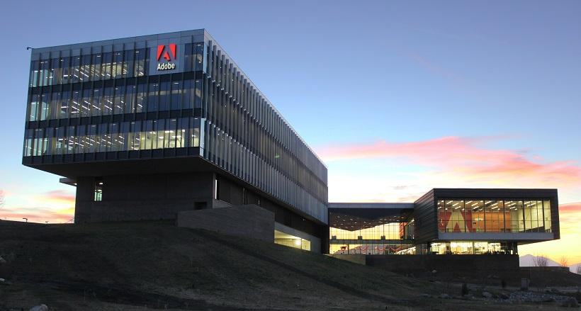 Sídlo Adobe Systems