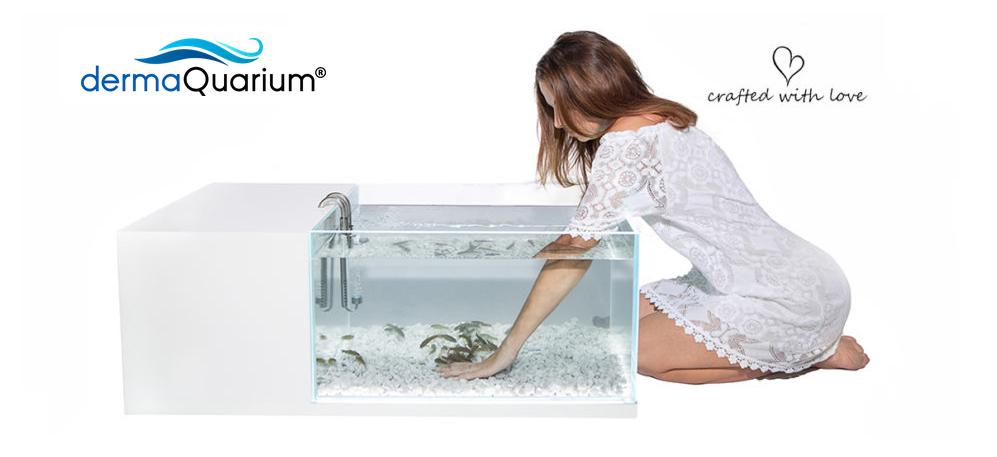Garra Rufa akvárium