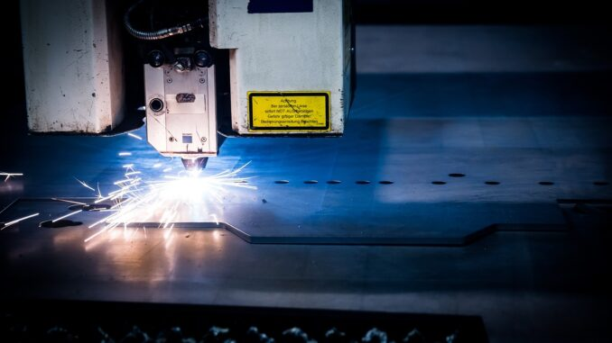 Laserové CNC rezanie