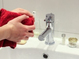 Ako si hygienicky sušiť ruky